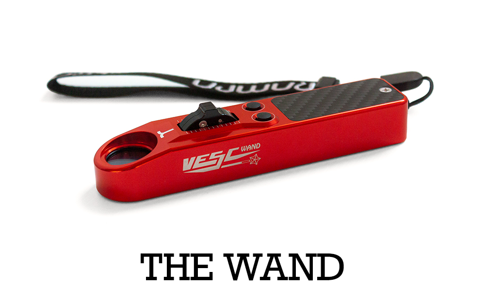 The WAND is the most amazing Remote control ever to be created for Electric Skateboarding and will allow the magic to happen