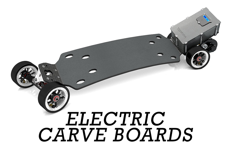 TRAMPA's Amazing Carveboards will give you a sensational ride like no other...