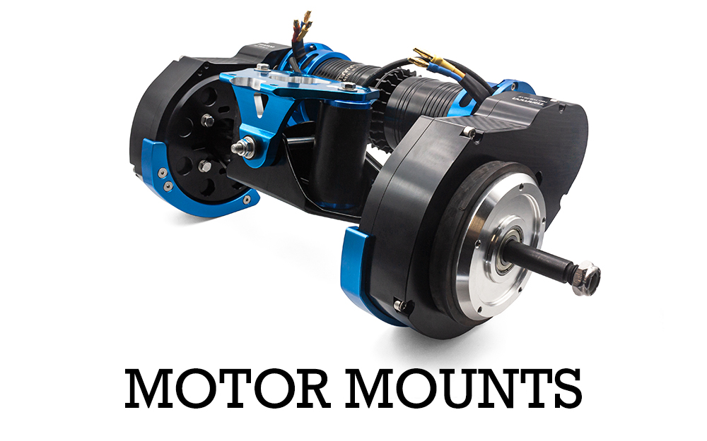 Single or Twin Motor & Motormount Kits will revolutionise your riding experience regardless of what your riding there is a motormount & a Motor for you