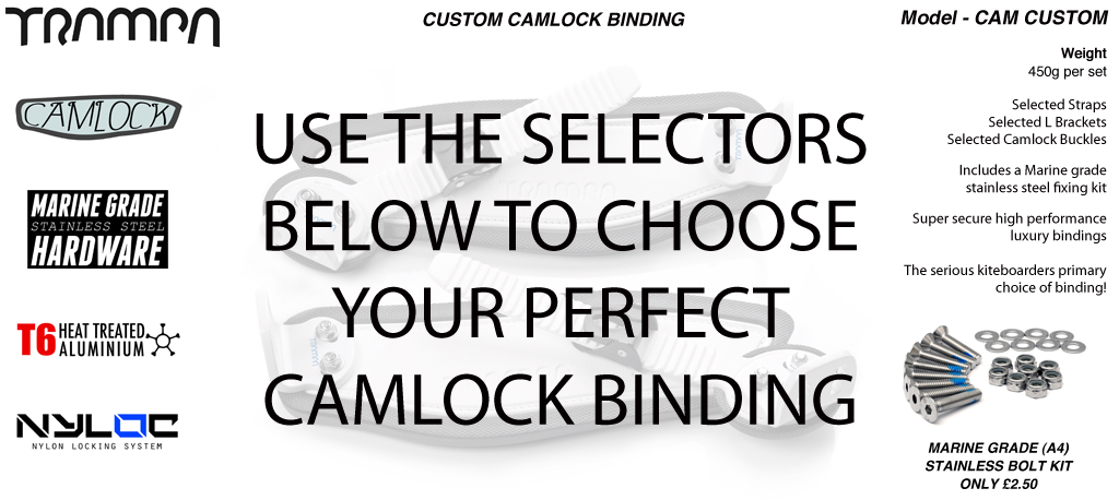 Custom Camlock Bindings