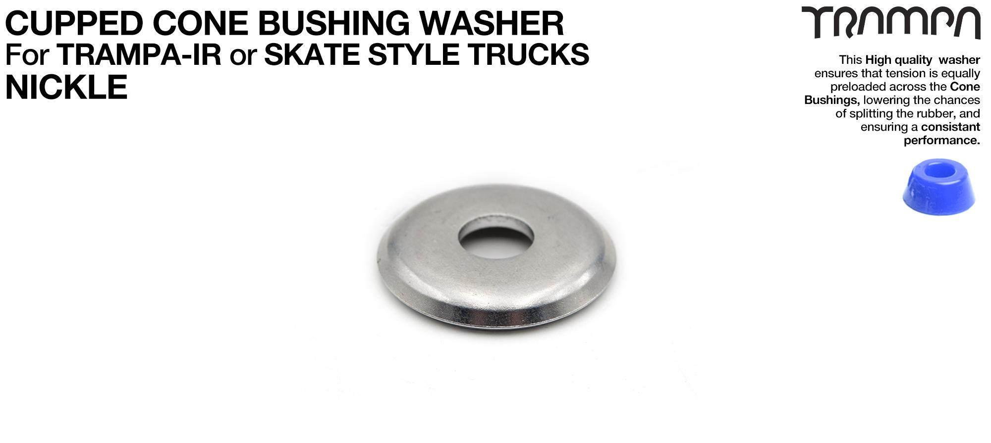 Washer for skate truck Kingpin - Regular