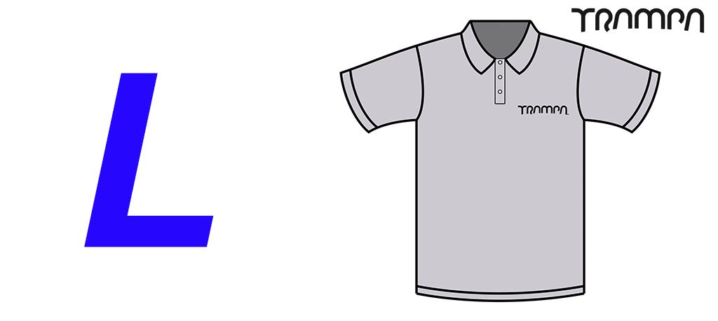 Starworld Grey Polo Shirt - Large