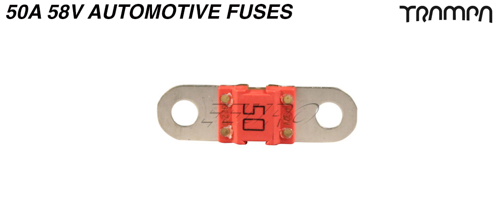 50A 58V Automotive Fuses
