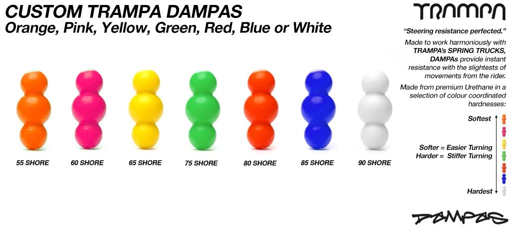 Custom TRAMPA DAMPA