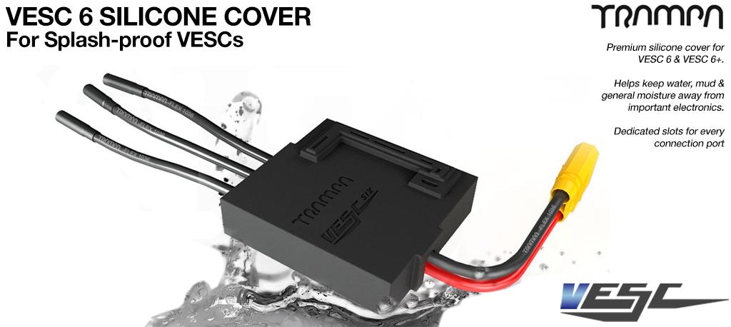 VESC 6 External Splash proof Silicone Seal for CNC Heat sink Box