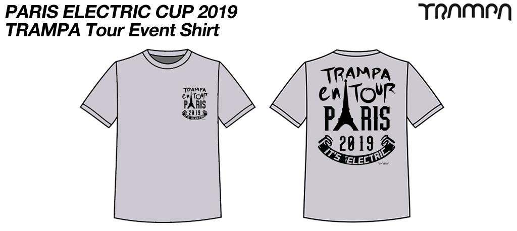 PARIS ELECTRIC CUP 2019 Event Shirt