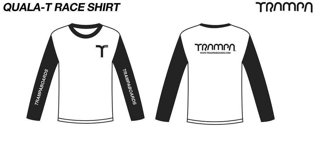 FOTL QUALA-T Race Shirt BLACK
