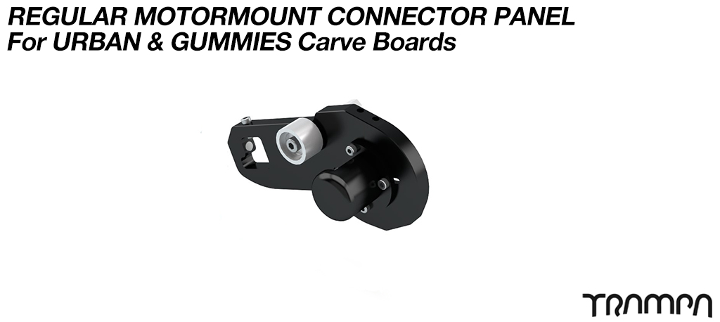 MkII URBAN Motor mount Connector & Panel - REGULAR