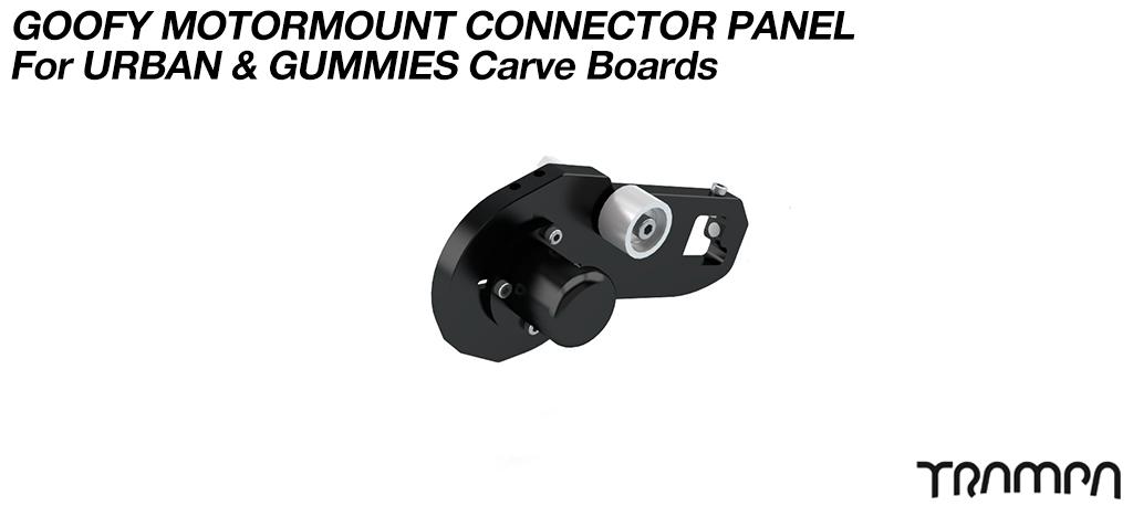 MkII URBAN Motor mount Connector & Panel - GOOFY