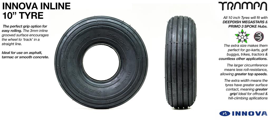 10 inch INNOVA Inline Tyre
