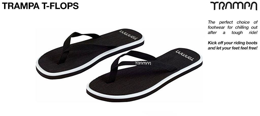 TRAMPA Flip Flops