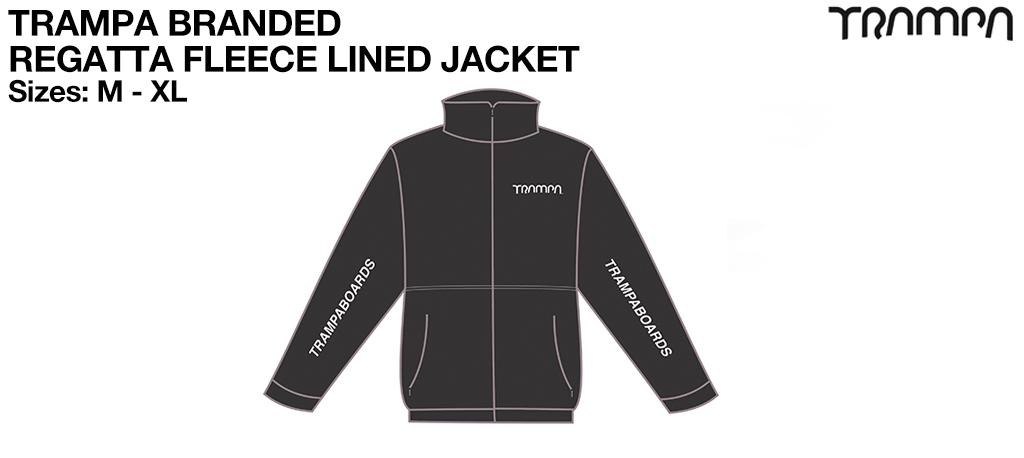 Regatta Fleece lined TRAMPA Jacket