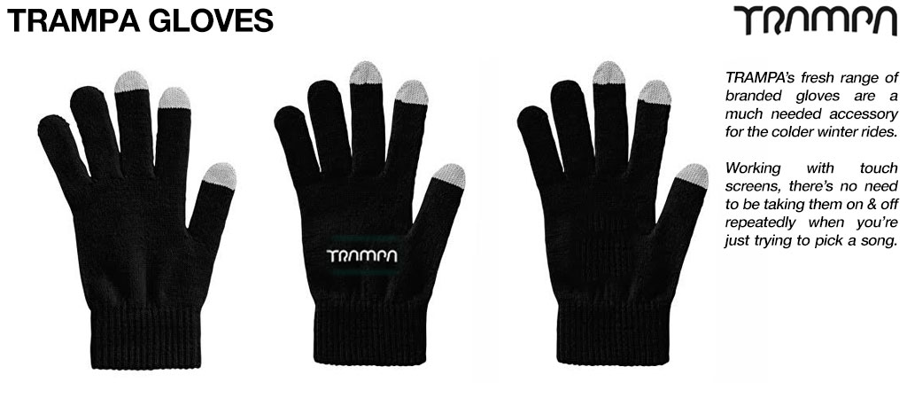 TRAMPA Ride Gloves