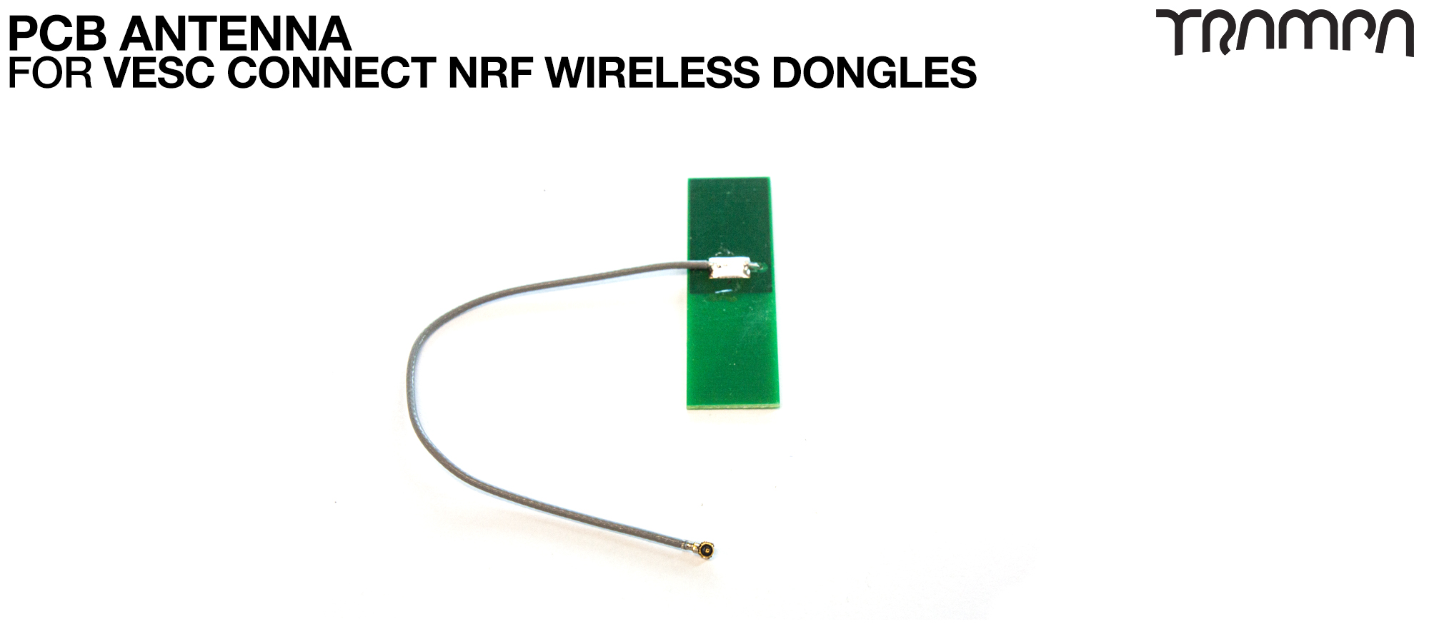 External PCB Antenna for VESC Connect NRF Wireless Dongles