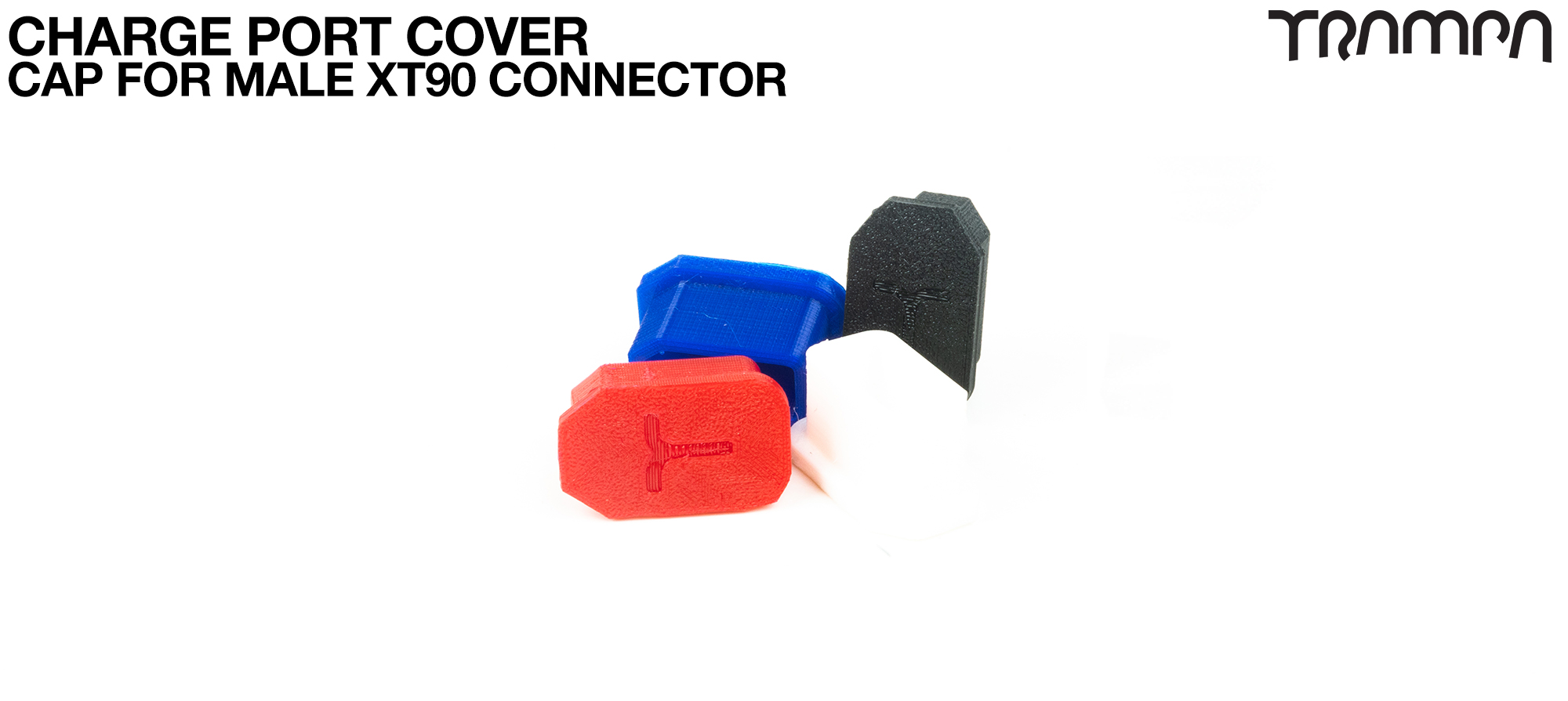 Charge Port Cover - CAP for Male XT90 Connector