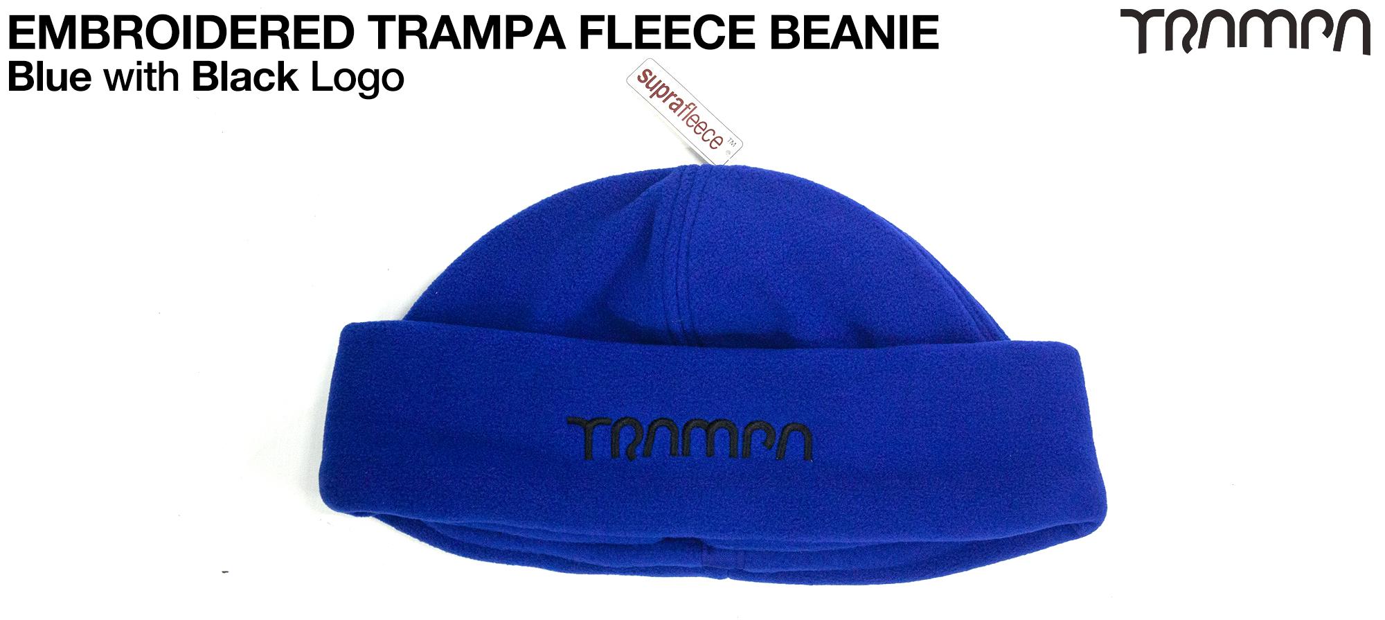 Fleece Winter Hat - Blue