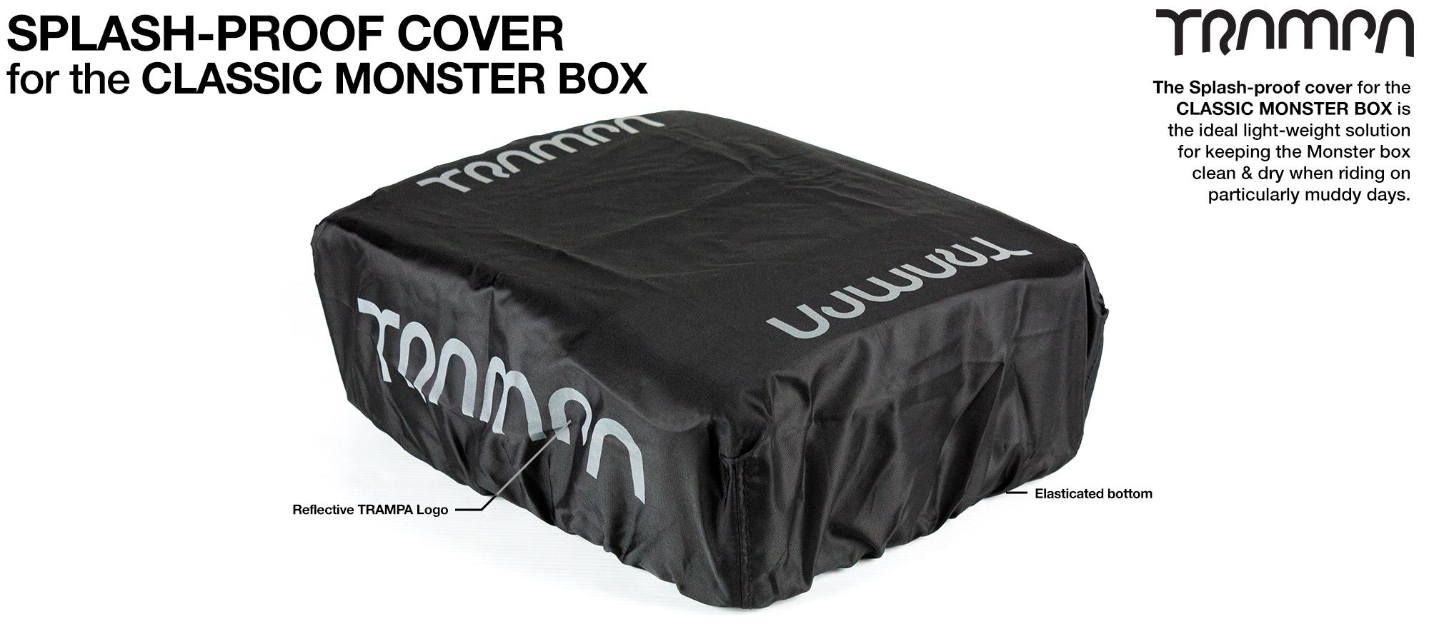 Monster Box Waterproof Cover