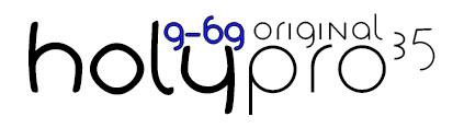 35º Holy Pro