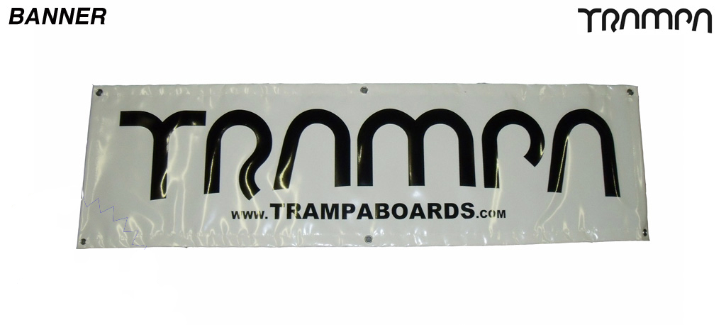 Trampa Banner