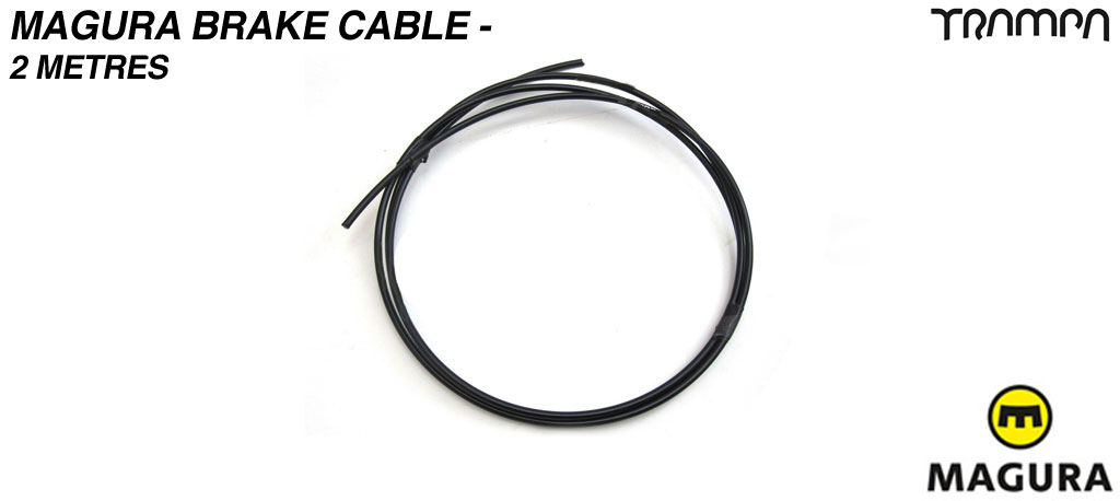 Magura brake cable - 2 Meter service Length