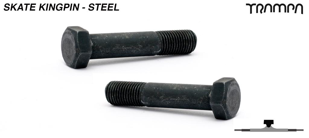 Hardened Steel skate truck Kingpin
