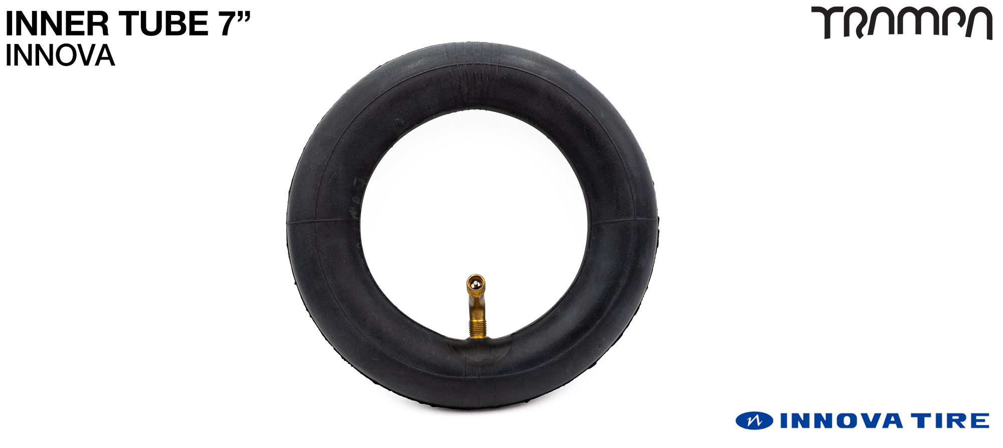 Yes please - 7 Inch Inner Tube with Tyre (+£6)