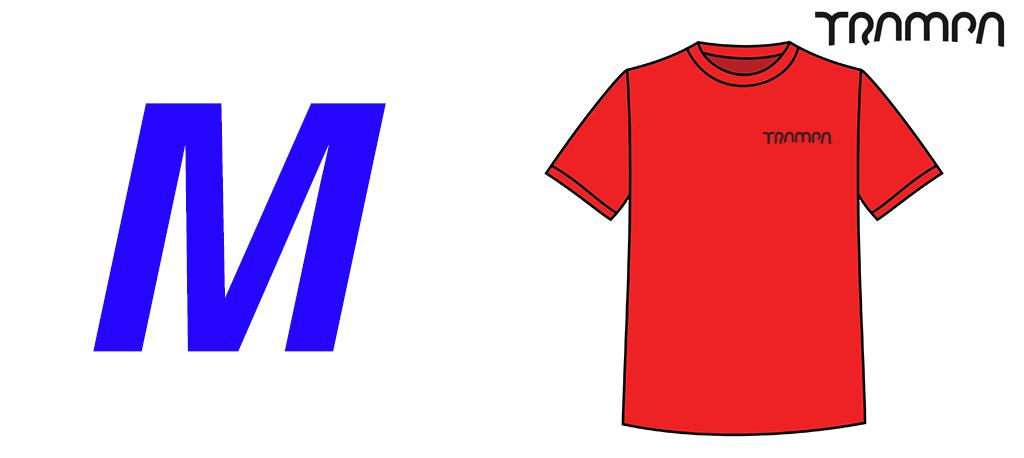 Gildan T RED - Medium