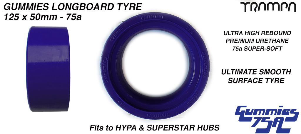 BLUE Gummies Tyres