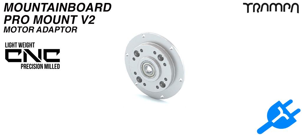 16mm BELTS PRO Belt Motor Connector & 608 Bearing