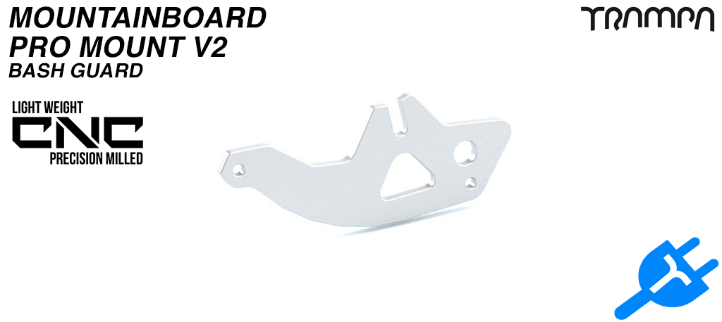 PRO Belt Motor Mount Bash Guard - V2