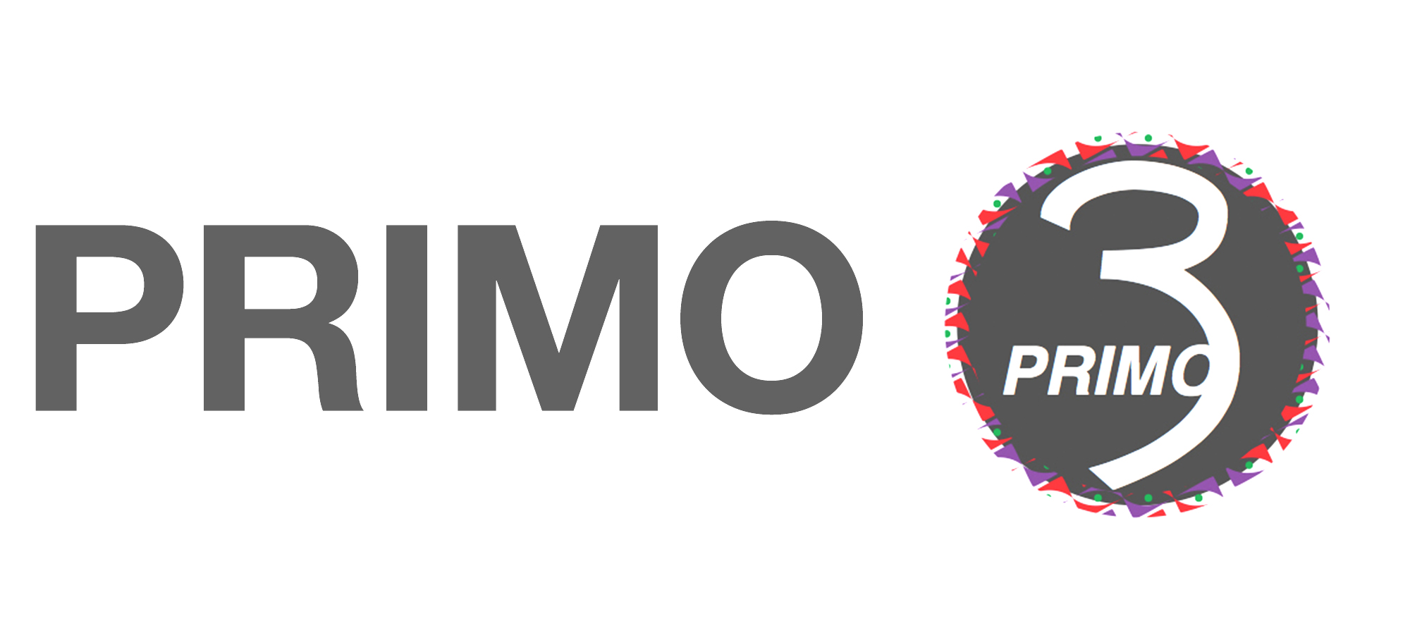 Custom 9 inch Primo Wheel - Primo 3 Spoke composite Hub with 9 Inch Tyre