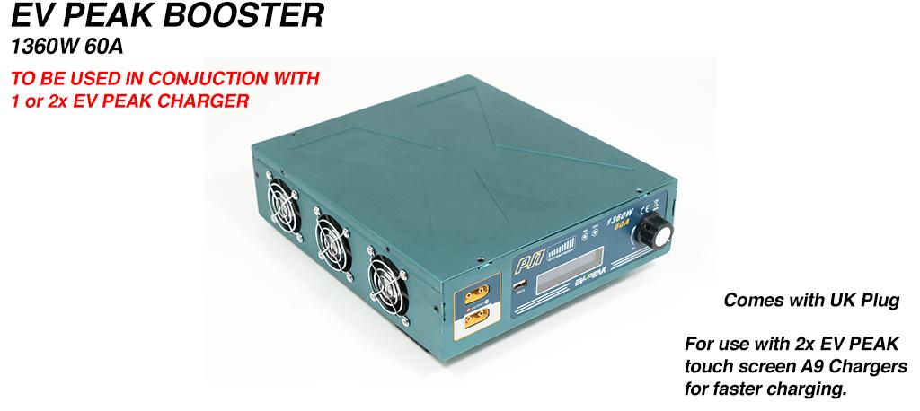 EV-Peak PJ1 12s Booster