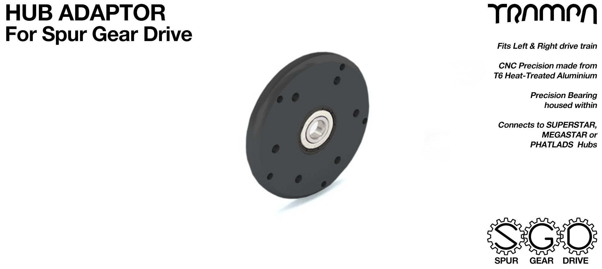 MKII Spur Gear Drive Hub Adaptor