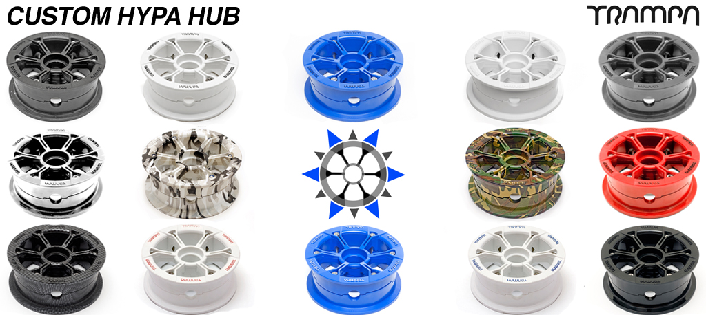 HYPA HUB - Any Colour you like!