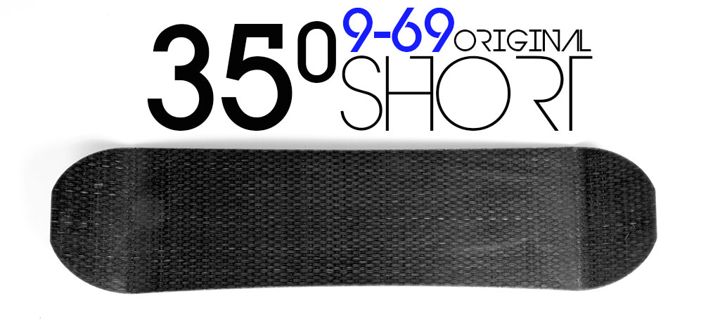9-69 Original 35º SHORT Deck Shape