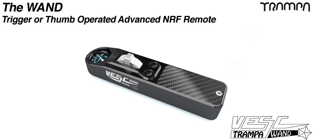 TRAMPA WAND VESC based Remote Control