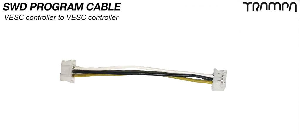 SWD Program Cable - VESC to VESC