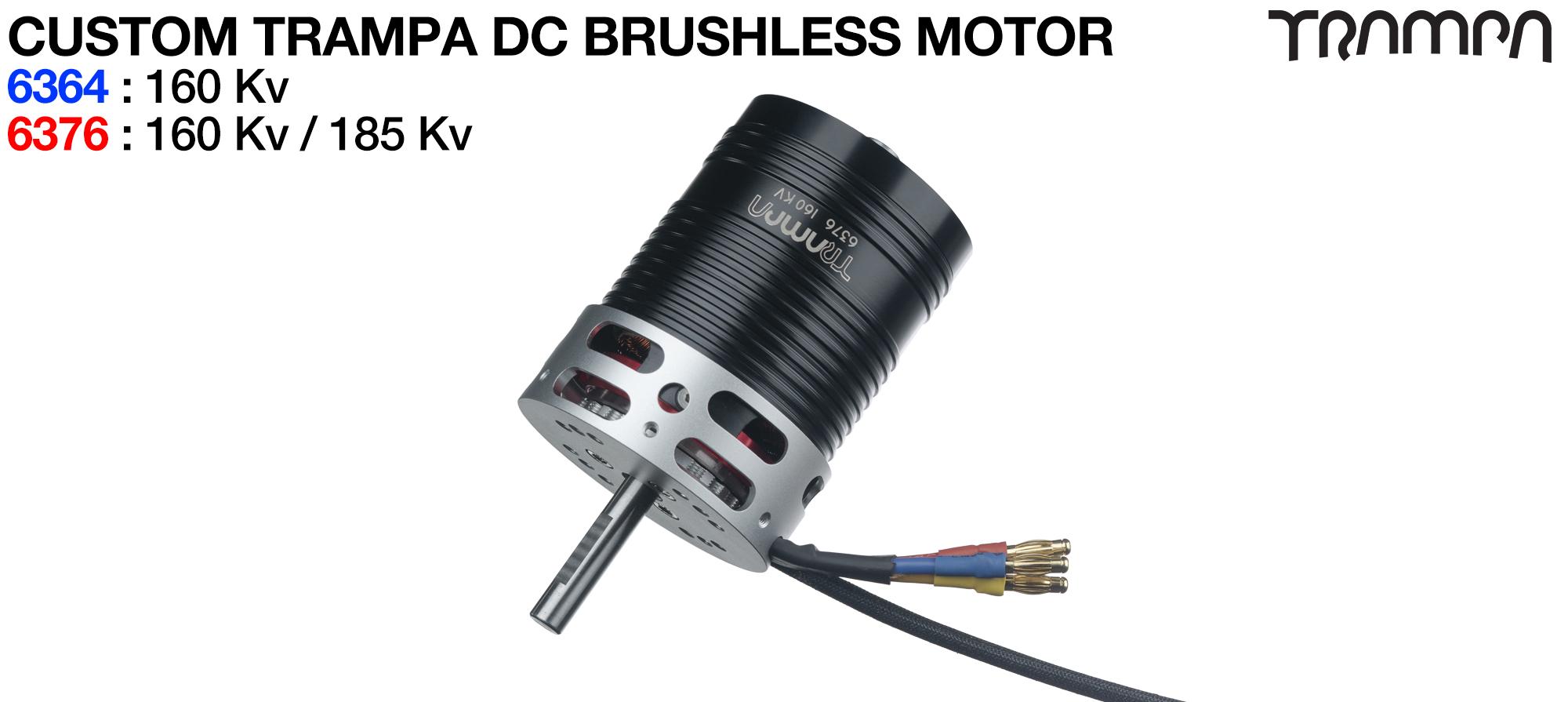 TRAMPA Custom DC Motor 6364/6376