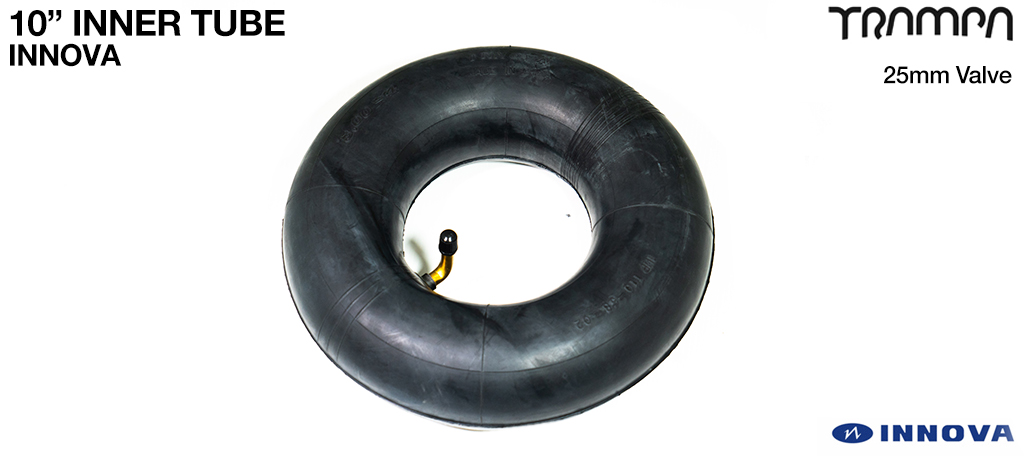 10 INCH Re-enforced Inner Tube made by INNOVA - 260x65mm