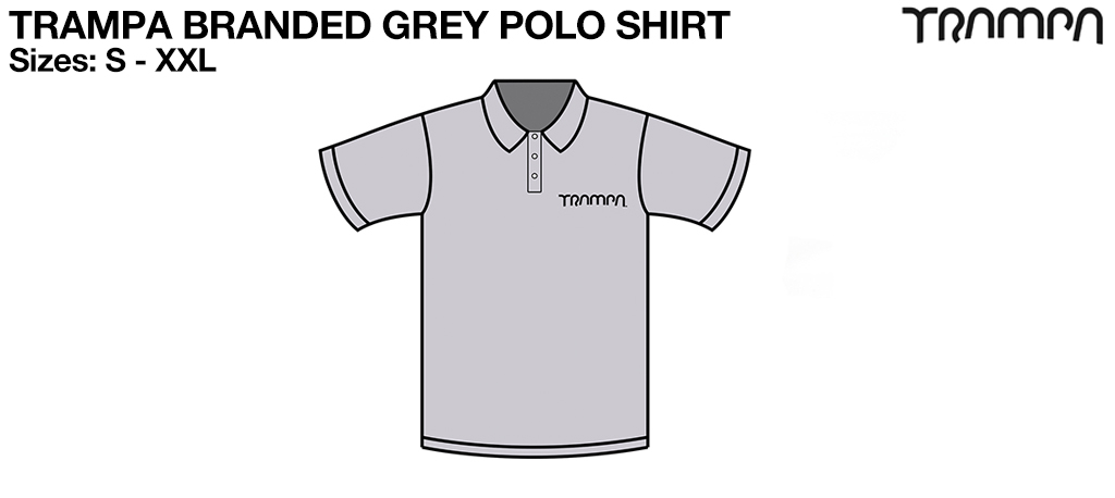 Starworld Grey Polo Shirt