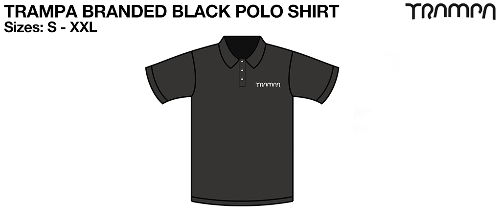 Starworld Black Polo Shirt