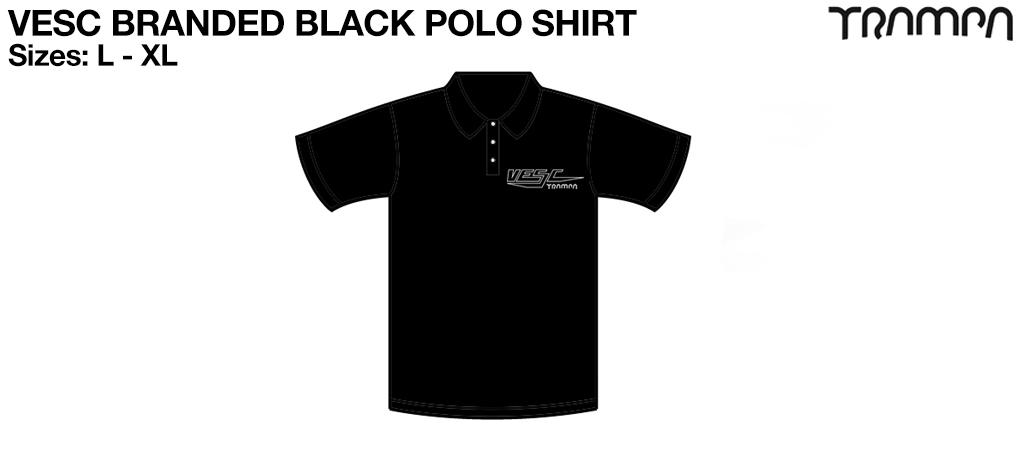 FOTL BLACK VESC Polo