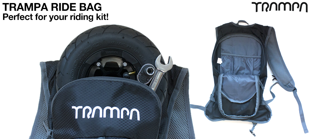 TRAMPA Backpack