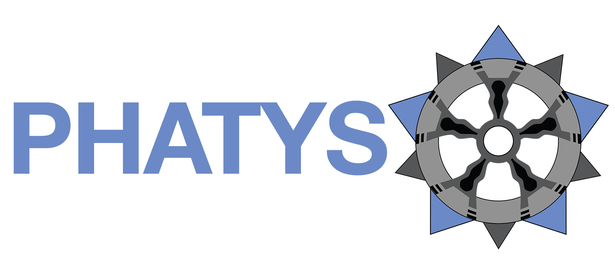 PHATLADZ Deepdish hub with 6.5 Inch Low Profile URBAN Treads Tyres