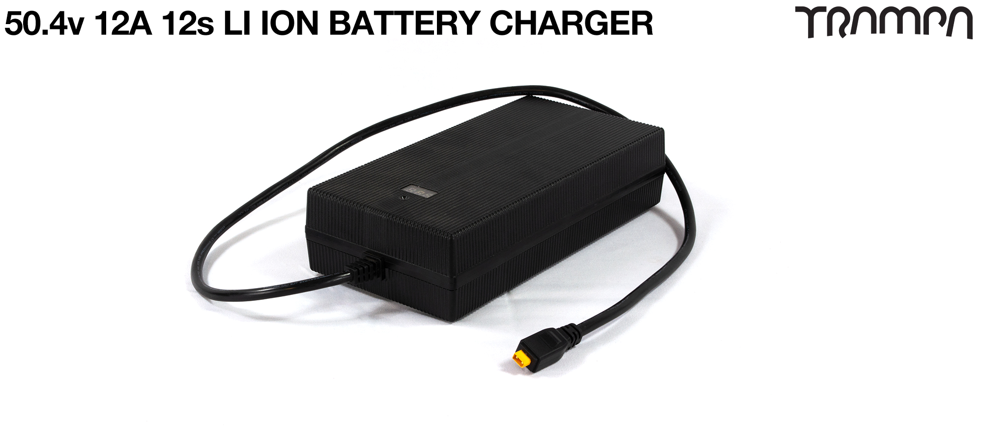 Yes please give me a 12 Amp LION Charger with my Cell Pack (+£100)