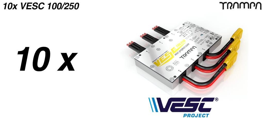 10x VESC 100V 250A - £315+ Tax Each