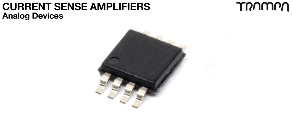 Current Sense Amplifiers / Analog Devices