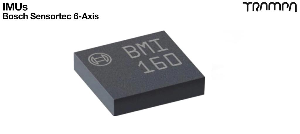 IMUs / Bosch Sensortec 6-Axis