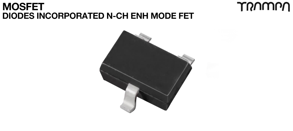 MOSFET / Diodes Incorporated N-Ch Enh Mode FET