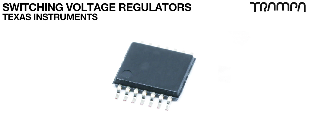 Switching Voltage Regulators / Texas Instruments